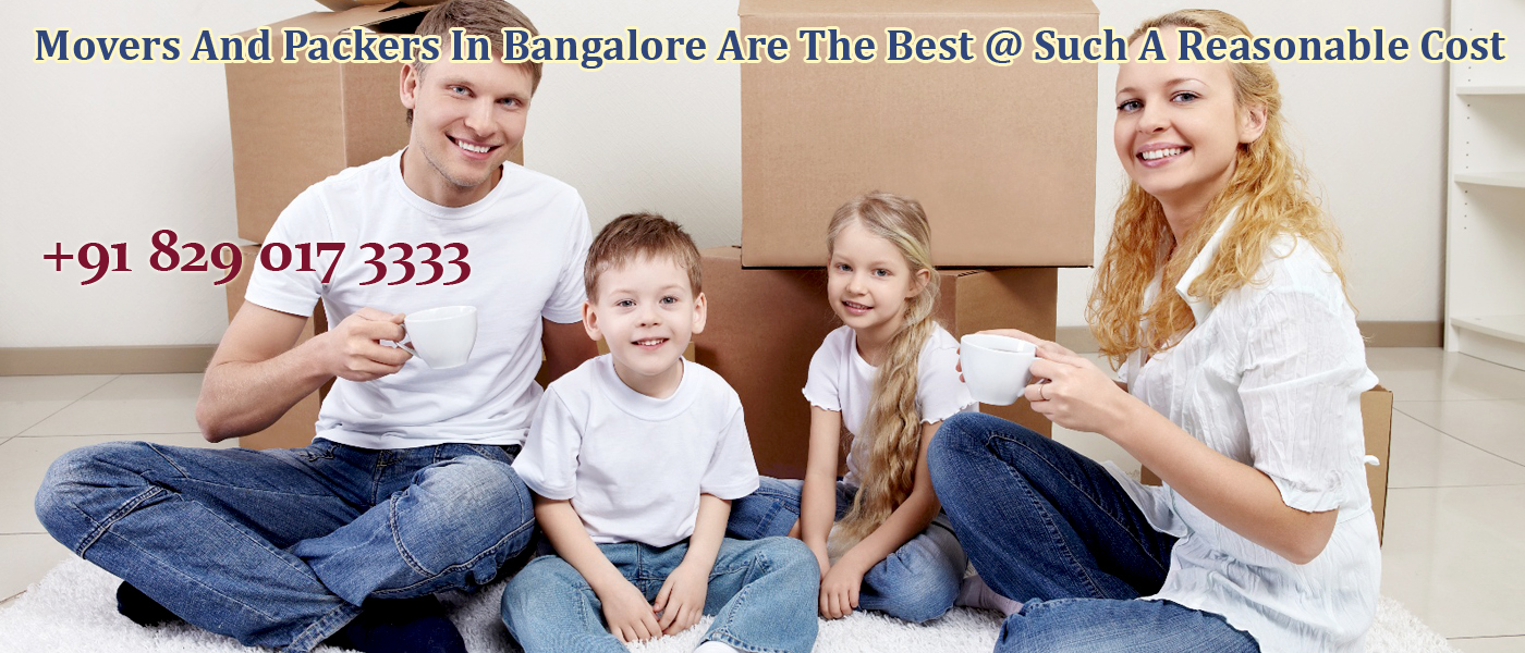 Household Goods Shifting Tension Free In Bangalore