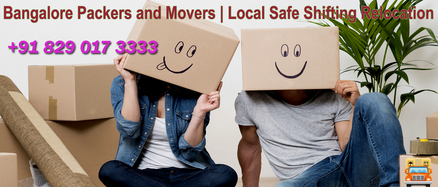 Packers and Movers Bangalore Charges