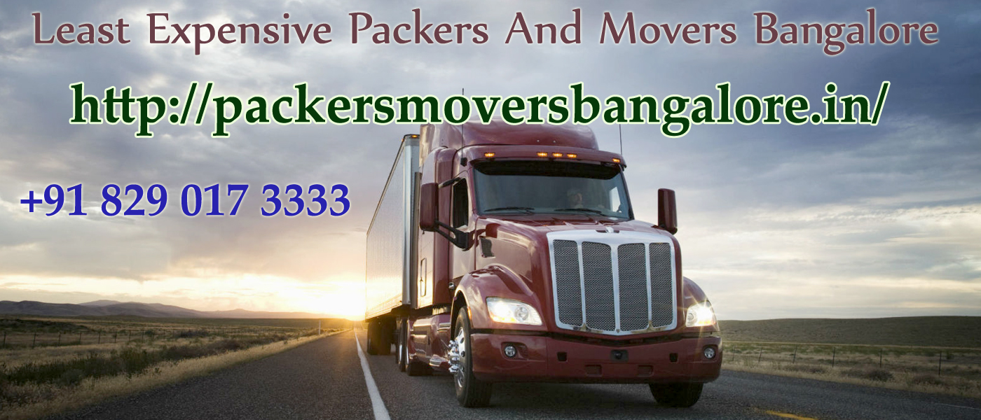 Packers And Movers Bangalore Guide To Help You In Relocation