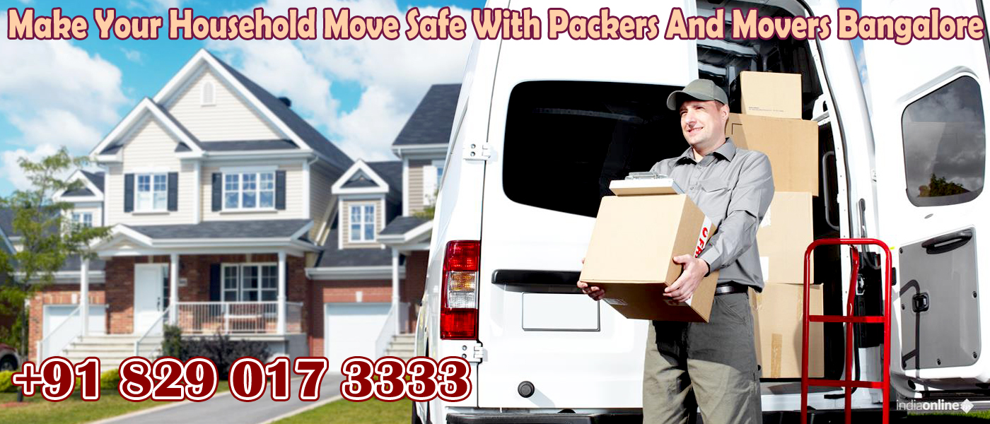 Professional and Reliable Movers And Packers Bangalore
