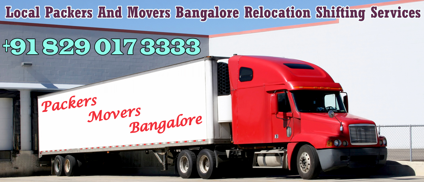 Movers And Packers In Bangalore