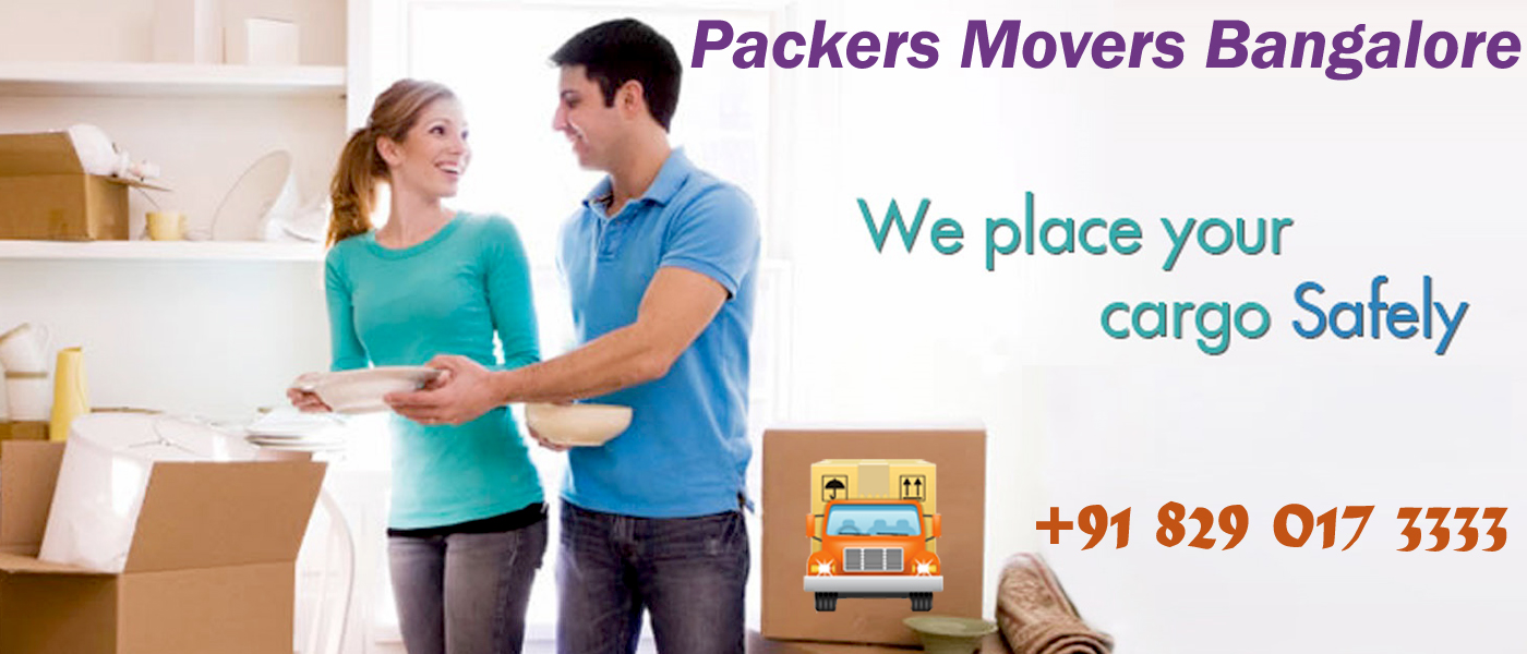 Packers And Movers Bangalore With Sharp Moving