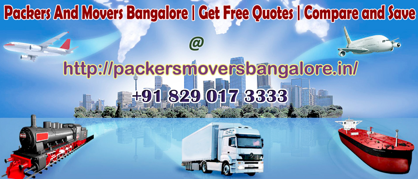 Best And Safe Movers Packers Bangalore