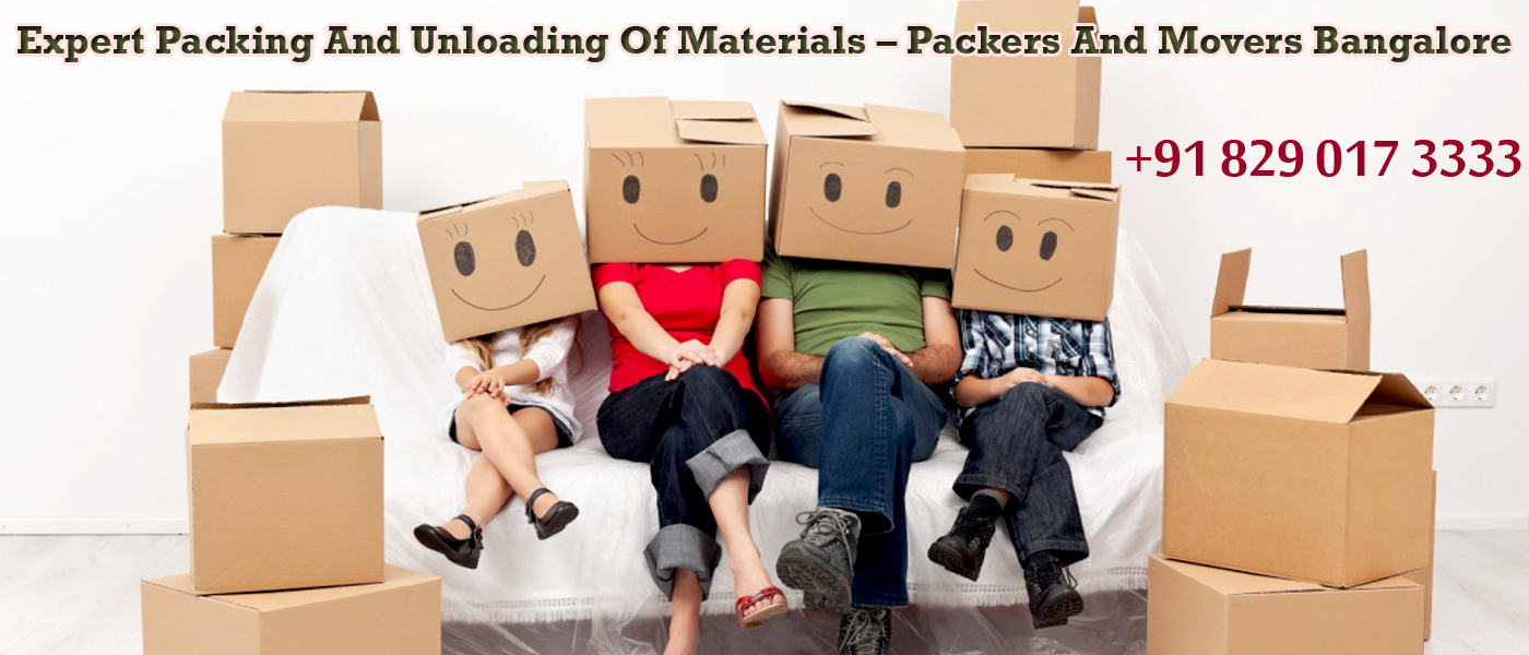 Safe And Reliable Packers And Movers Bangalore