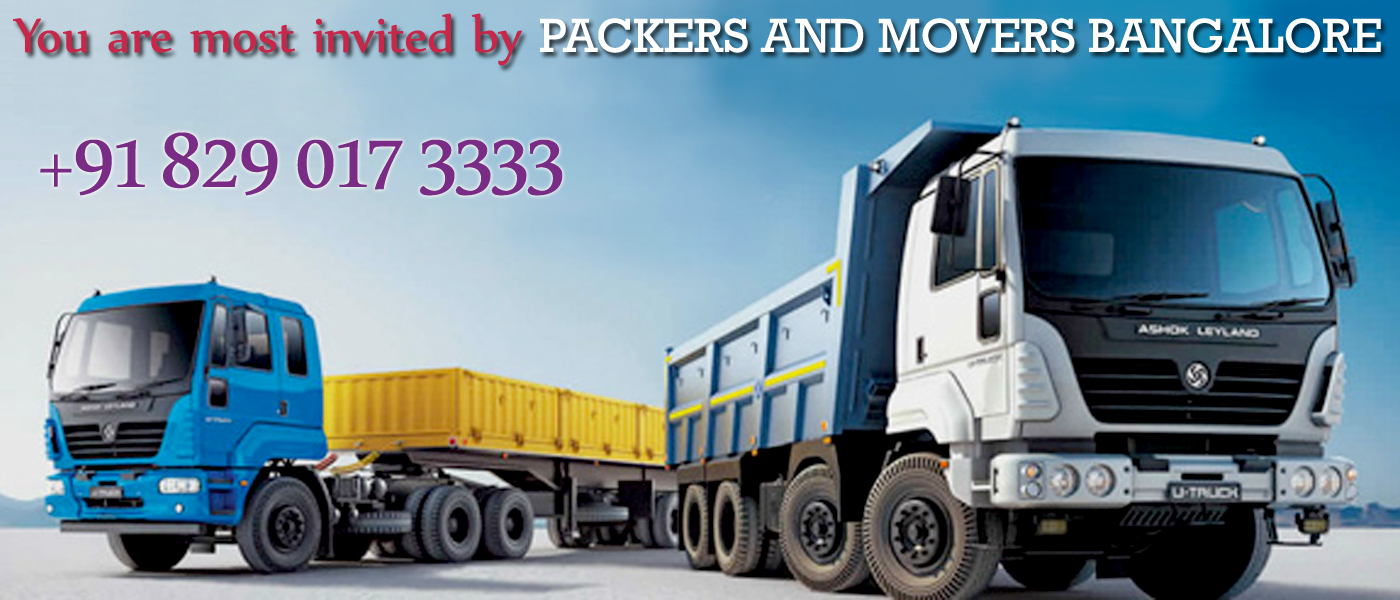 Bast And Safe Movers And Packers Bangalore